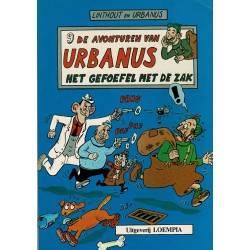 Urbanus - 009 Het gefoefel met de zak - herdruk 1989