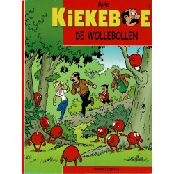 Kiekeboe - 001 De Wollebollen - herdruk 2006