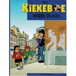Kiekeboe - 011 Spoken in huis - herdruk 2007
