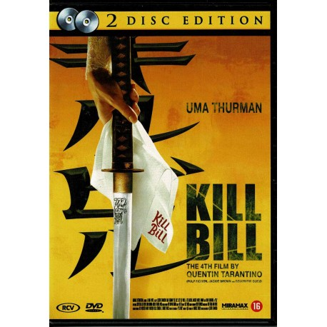 Kill Bill - 2-disc edition