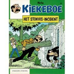 Kiekeboe - 056 Het Stokvis-incident - eerste druk 1993
