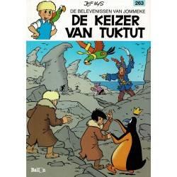 Jommeke - 263 De keizer van Tuktut - eerste druk 2013